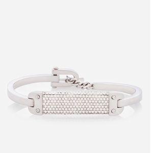 Henri Bendel Luxe Pave ID Bracelet